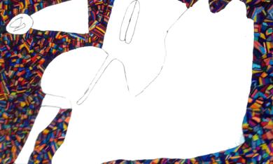 Sin título|DibujodeMaria Lapastora| Compra arte en Flecha.es