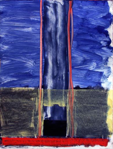Puertas a ninguna parte I|PinturadeJacinto Lara| Compra arte en Flecha.es