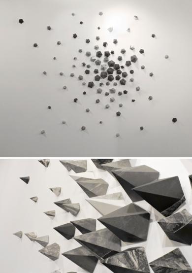 Explosión gráfica|EsculturadeVanessaGallardo| Compra arte en Flecha.es