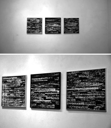 Ruidos|Obra gráficadeVanessaGallardo| Compra arte en Flecha.es