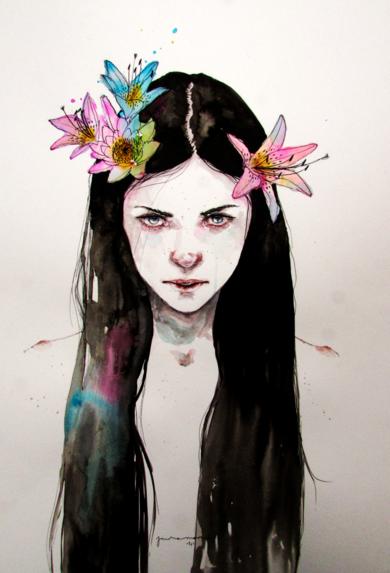 IGNORANCE|IlustracióndeJaume Mora| Compra arte en Flecha.es