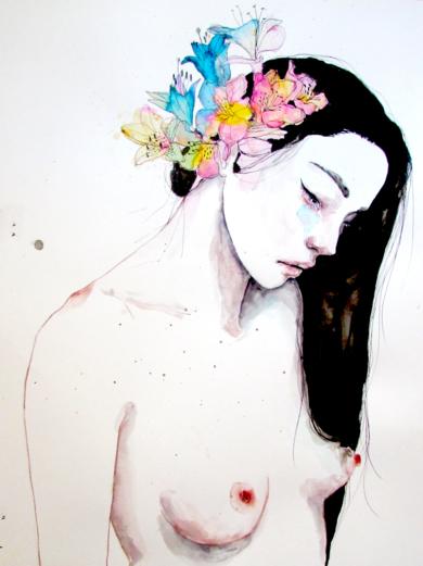 PERSEIDE|IlustracióndeJaume Mora| Compra arte en Flecha.es