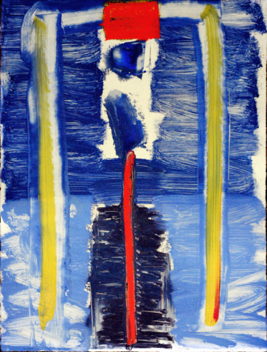 Puertas a ninguna parte V|PinturadeJacinto Lara| Compra arte en Flecha.es