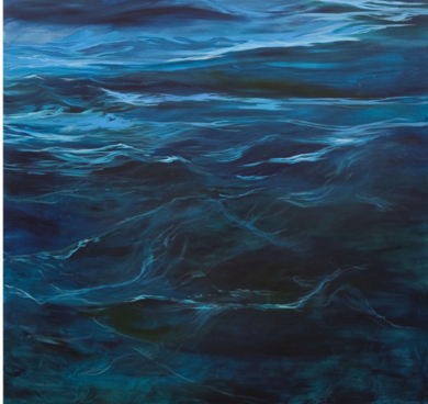 Mar adentro|PinturadePatricia Mateo| Compra arte en Flecha.es