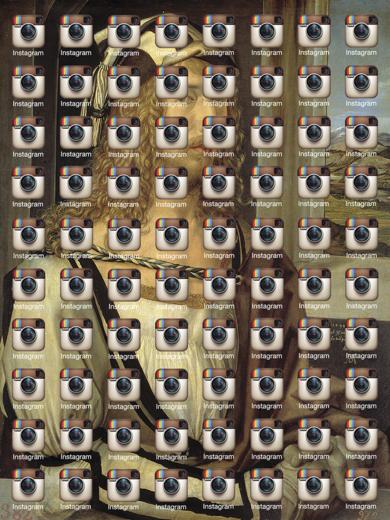 #Smartpaint, Autorretrato, Durero|DigitaldeJuan Carlos Rosa Casasola| Compra arte en Flecha.es