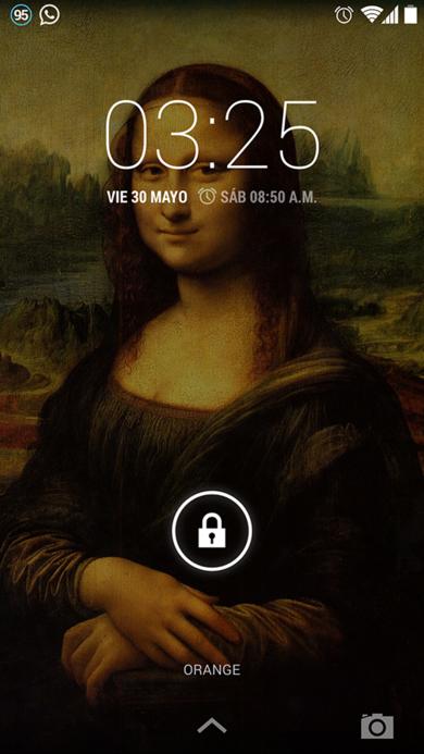 #Smartpaint, Gioconda, Leonardo|DigitaldeJuan Carlos Rosa Casasola| Compra arte en Flecha.es