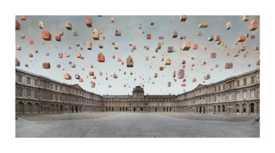 Paris (Louvre)|DigitaldePaco Díaz| Compra arte en Flecha.es