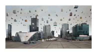 Paris (La Défense)|DigitaldePaco Díaz| Compra arte en Flecha.es