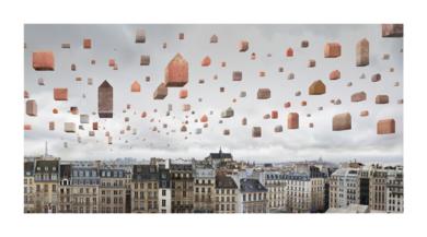 Paris (Pompidou)|DigitaldePaco Díaz| Compra arte en Flecha.es