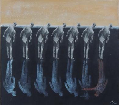 IN COM FORME|CollagedeMerche Chia| Compra arte en Flecha.es