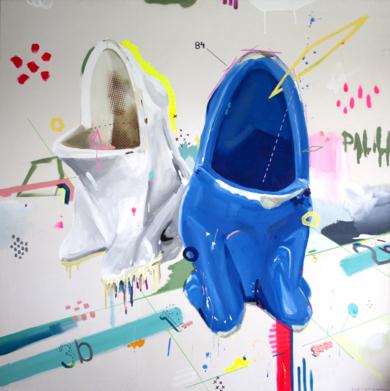 Herencias #2|PinturadeAlejandra de la Torre| Compra arte en Flecha.es