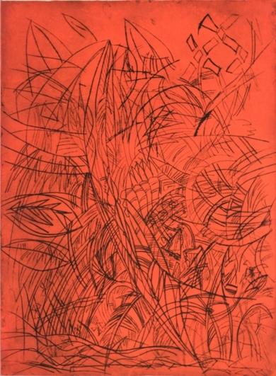 Sin Título|Obra gráficadeIsabel Martin| Compra arte en Flecha.es