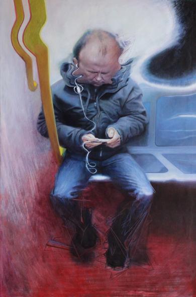 CITIZEN|PinturadeErick Miraval| Compra arte en Flecha.es