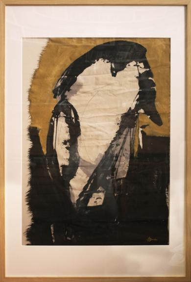 Bakari|PinturadePalma Alvariño| Compra arte en Flecha.es