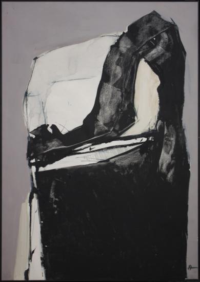 Paraselenne|PinturadePalma Alvariño| Compra arte en Flecha.es