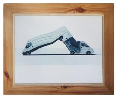 Movimiento Irracinal II PinturadeErick Miraval  Compra arte en Flecha.es