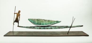 OCEANO|EsculturadeJavier de la Rosa| Compra arte en Flecha.es