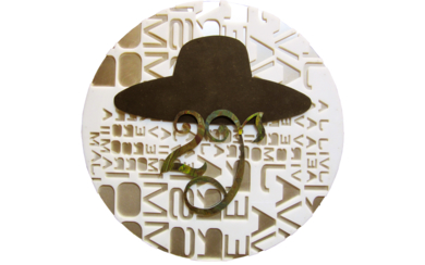 Retrato 236|EsculturadeJuan Diego Miguel| Compra arte en Flecha.es