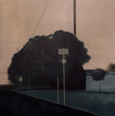 """""""Camino al sur"""" PinturadeGuillermo Moreno  Compra arte en Flecha.es"""