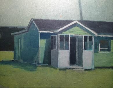 """Everglades 2""|PinturadeGuillermo Moreno| Compra arte en Flecha.es"