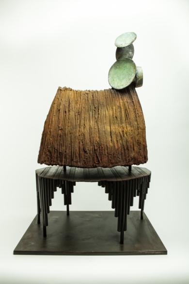 Maloca 2.0|EsculturadeJavier de la Rosa| Compra arte en Flecha.es