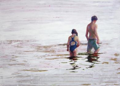 Mar de plata|PinturadeCarmen Montero| Compra arte en Flecha.es