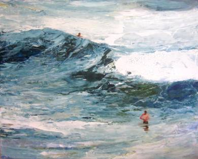 Summer time|PinturadeCarmen Montero| Compra arte en Flecha.es