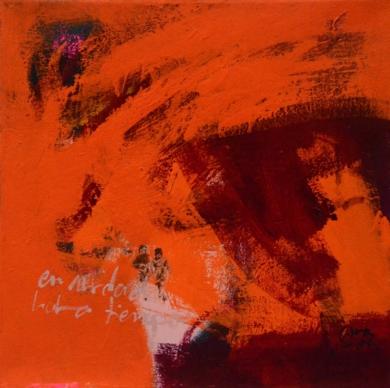 Mesa de otoño|PinturadeDilsa Jimenez| Compra arte en Flecha.es