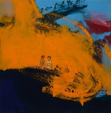 Amanecía|PinturadeDilsa Jimenez| Compra arte en Flecha.es