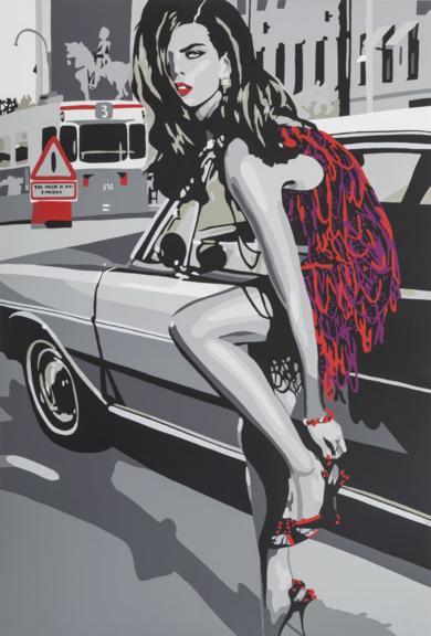 Too much is not enough|Obra gráficadeSilvia Papas| Compra arte en Flecha.es