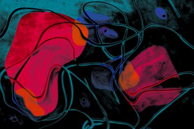 Nocturno y submarino|DigitaldeCarlos Canet Fortea| Compra arte en Flecha.es