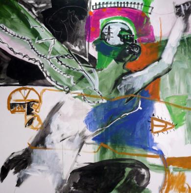 Despertando|PinturadeJavier Paniagua| Compra arte en Flecha.es