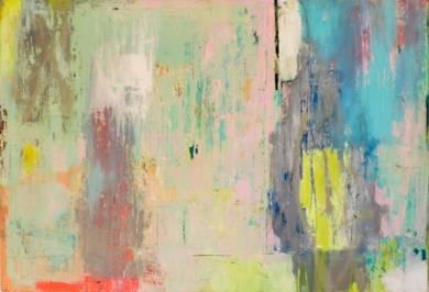 Piña colada|PinturadeLa Cavale| Compra arte en Flecha.es