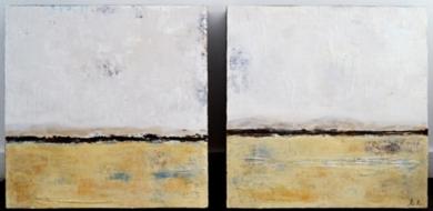 HORIZONTE|PinturadeMaribel Martin Martin| Compra arte en Flecha.es