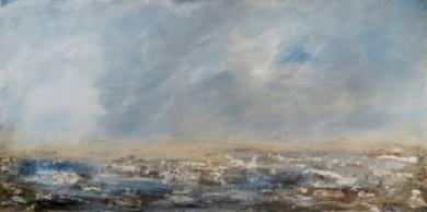 CALMA|PinturadeMaribel Martin Martin| Compra arte en Flecha.es