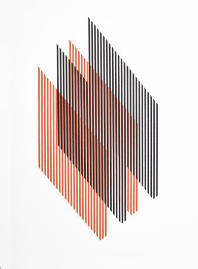 Lines II|IlustracióndeChristian Schmitz| Compra arte en Flecha.es