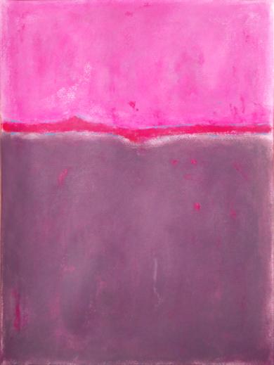 Across of pink|PinturadeLuis Medina| Compra arte en Flecha.es