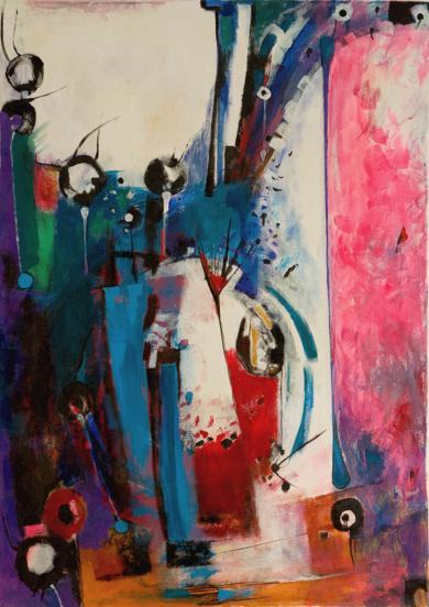Impresion|PinturadeLika| Compra arte en Flecha.es