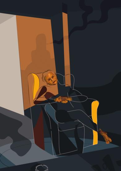 Momentos II|DigitaldeCamino Lorenzini| Compra arte en Flecha.es