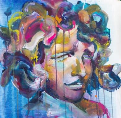 Medusa|Obra gráficadeMisterpiro| Compra arte en Flecha.es
