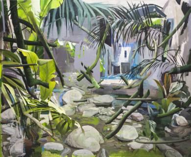Pacto de Ficción|PinturadeAntonio Barahona| Compra arte en Flecha.es