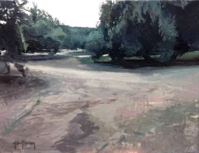Olivar para la Cubana I|PinturadeAntonio Barahona| Compra arte en Flecha.es