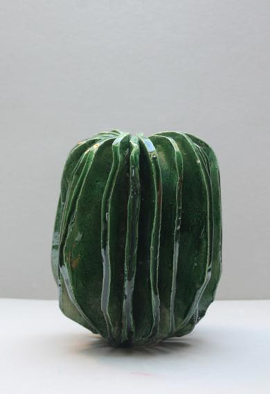 cactus hojas|EsculturadeLina Cofán| Compra arte en Flecha.es