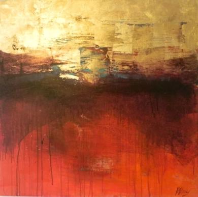 Crimson|PinturadeMagdalena Morey| Compra arte en Flecha.es