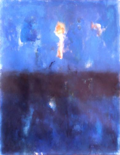 Sky and sea PinturadeLuis Medina  Compra arte en Flecha.es