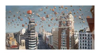 Madrid (Callao)|FotografíadePaco Díaz| Compra arte en Flecha.es