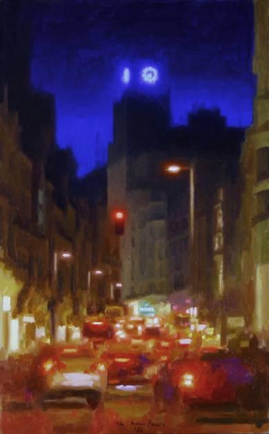 estudio|PinturadeMBravoBecerra| Compra arte en Flecha.es