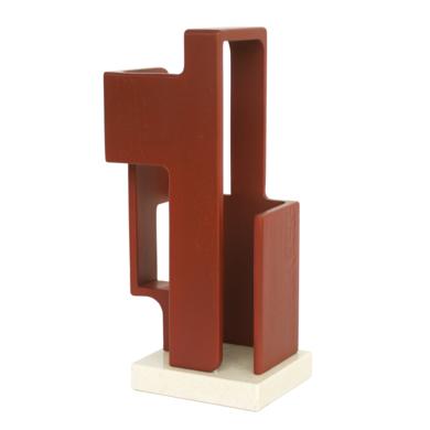 Pastiche. Serie Vacíos Encofrados|EsculturadeCandela Muniozguren| Compra arte en Flecha.es