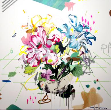 Herencias #4|DibujodeAlejandra de la Torre| Compra arte en Flecha.es