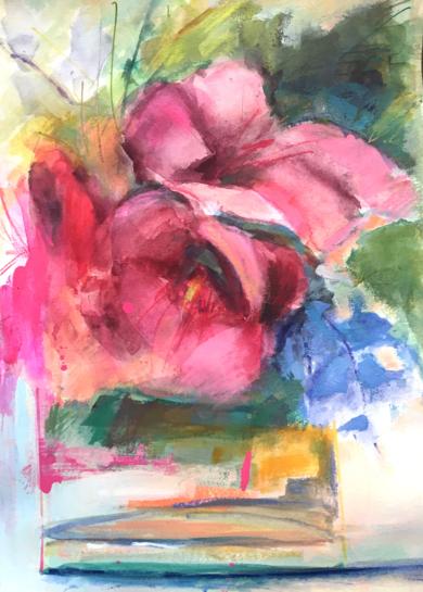Lugares y Jardines Imaginarios VII|PinturadeTeresa Muñoz| Compra arte en Flecha.es